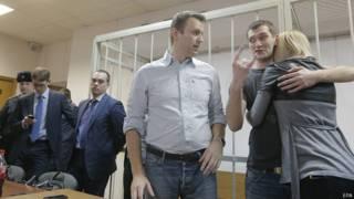 братья Навальные в суде