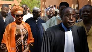 Juicio en Níger