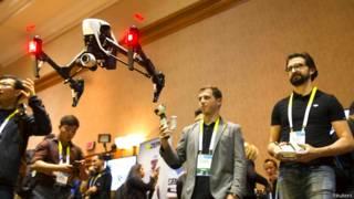 Drone en CES 2015