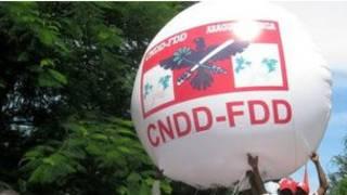 Umukuru w'umugambwe CNDD FDD, Pascal Nyabenda.