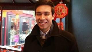 民間志願者組織英國華人參政計劃(British Chinese Project)的麥克•韋克斯(Michael Wilkes)