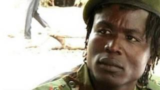 Shugaban 'yan tawayen LRA Dominc Ongwen