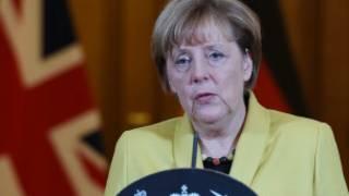 Sugabar gwamnatin Jamus Angela Merkel