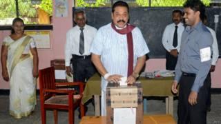 श्रीलंका चुनाव