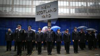 伦敦大都会警察