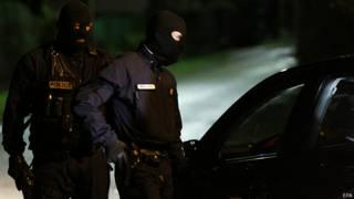 फ्रांस, पुलिस