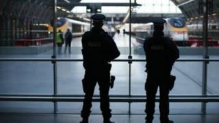 英國安全警備