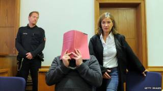 जर्मन नर्स, हत्या की आरोपी