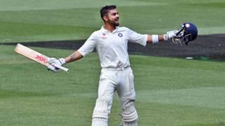विराट कोहली, टेस्ट क्रिकेट