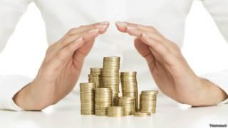Защита сбережений вручную