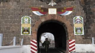Российская база в Армении