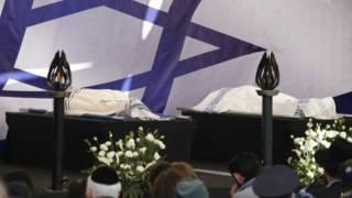 Похороны в Иерусалиме