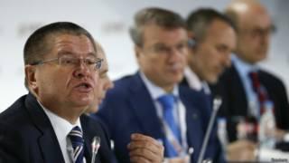Алексей Улюкаев на Гайдаровском форуме