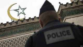 Mesquita em Paris