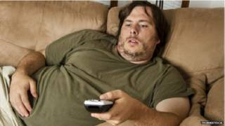 Obesitas vs jarang gerak