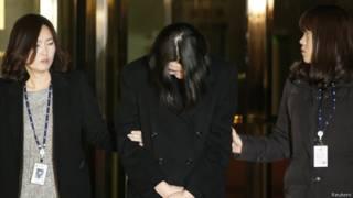 Чо Хён под арестом