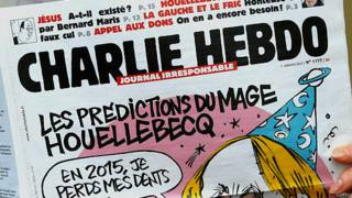 "Журнал ""Шарли эбдо"""
