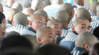 चीनी कैदी