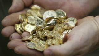 Moedas de euro (Foto: Reuters)