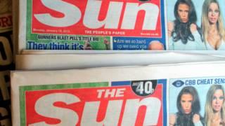 Газета Sun
