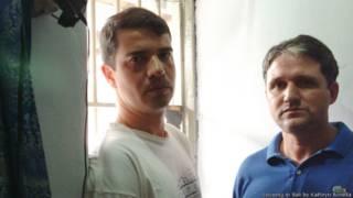 Rodrigo Gularte e Marco Archer