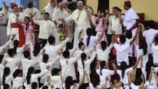 فلپائن میں پوپ
