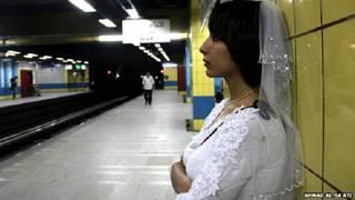 मिस्र वेडिंग ड्रेस