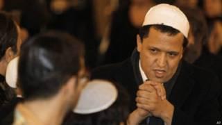हसन शालग़ाउमी, पेरिस के इमाम