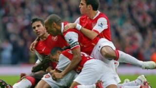 Arsenal Strikers