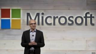 Satya Nadella, Director Ejecutivo de Microsoft