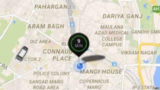 uber delhi
