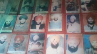 कश्मीर में मारे गए सिख