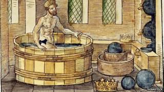阿基米德發現浮力定律
