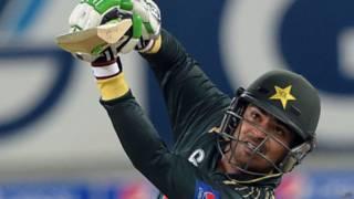 पाकिस्तानी क्रिकेटर हारिस सोहैल