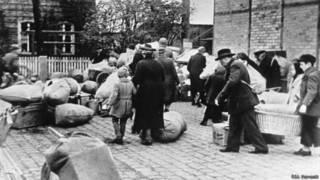 Беженцы из Восточной Пруссии