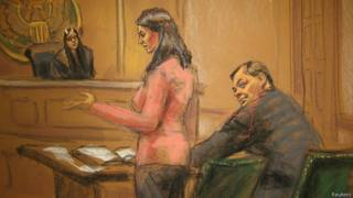 Буряков в суде
