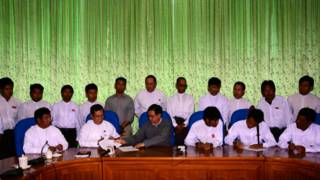 Students and government agreed to discuss on 2 February.