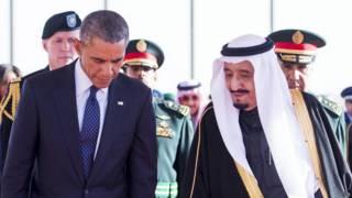 امریکا او سعودي عربستان په تېرو اویا کلونو کې ښه اړیکي لرل
