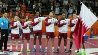 المنتخب القطري لكرة اليد