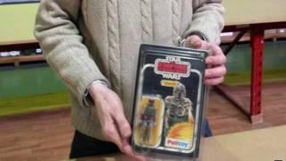 《星战》当年的廉价玩具