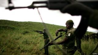 Kongo ivuga ko abasirikare bayo barwanya FDLR bonyene