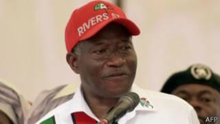Perezida Goodluck Jonathan yasabye abaturage kwemera ibiva mu matora.