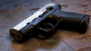 Pistola (Foto: Thinkstock)