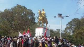 Students are in Magway