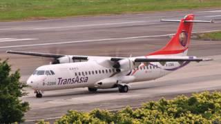 復興航空ATR客機