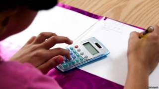 Criança aprende matemática (foto: Thinkstock)