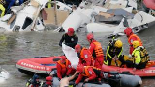 ताइवान, प्लेन क्रैश, विमान दुर्घटना