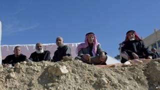 Habitantes jordanos