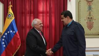 Samper y Maduro