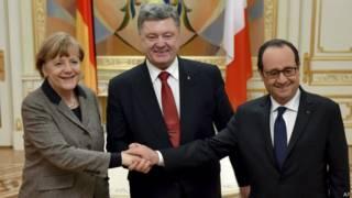 Reuniao sobre a Ucrania (AP)